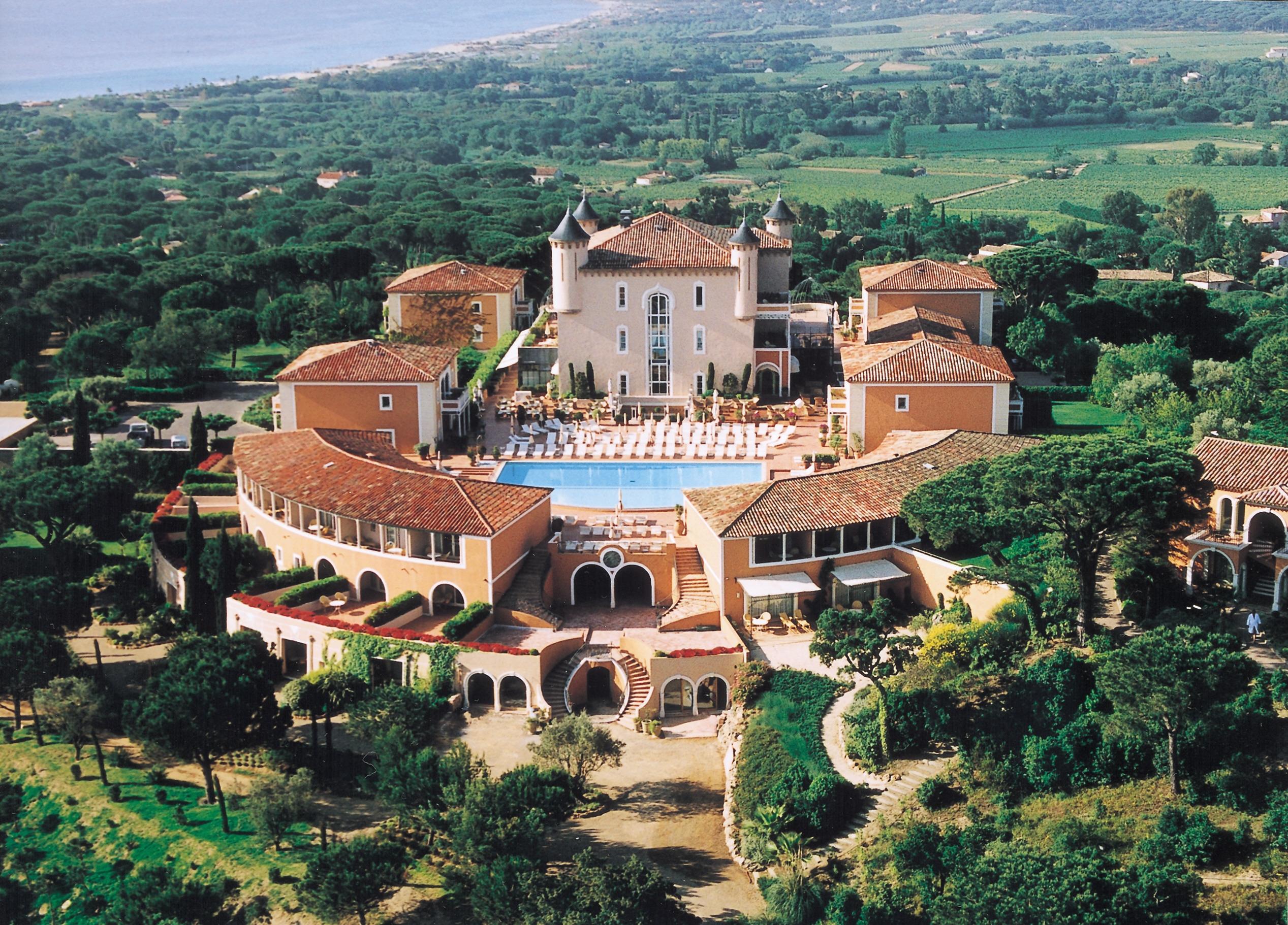 Hotel De Paris A St Tropez