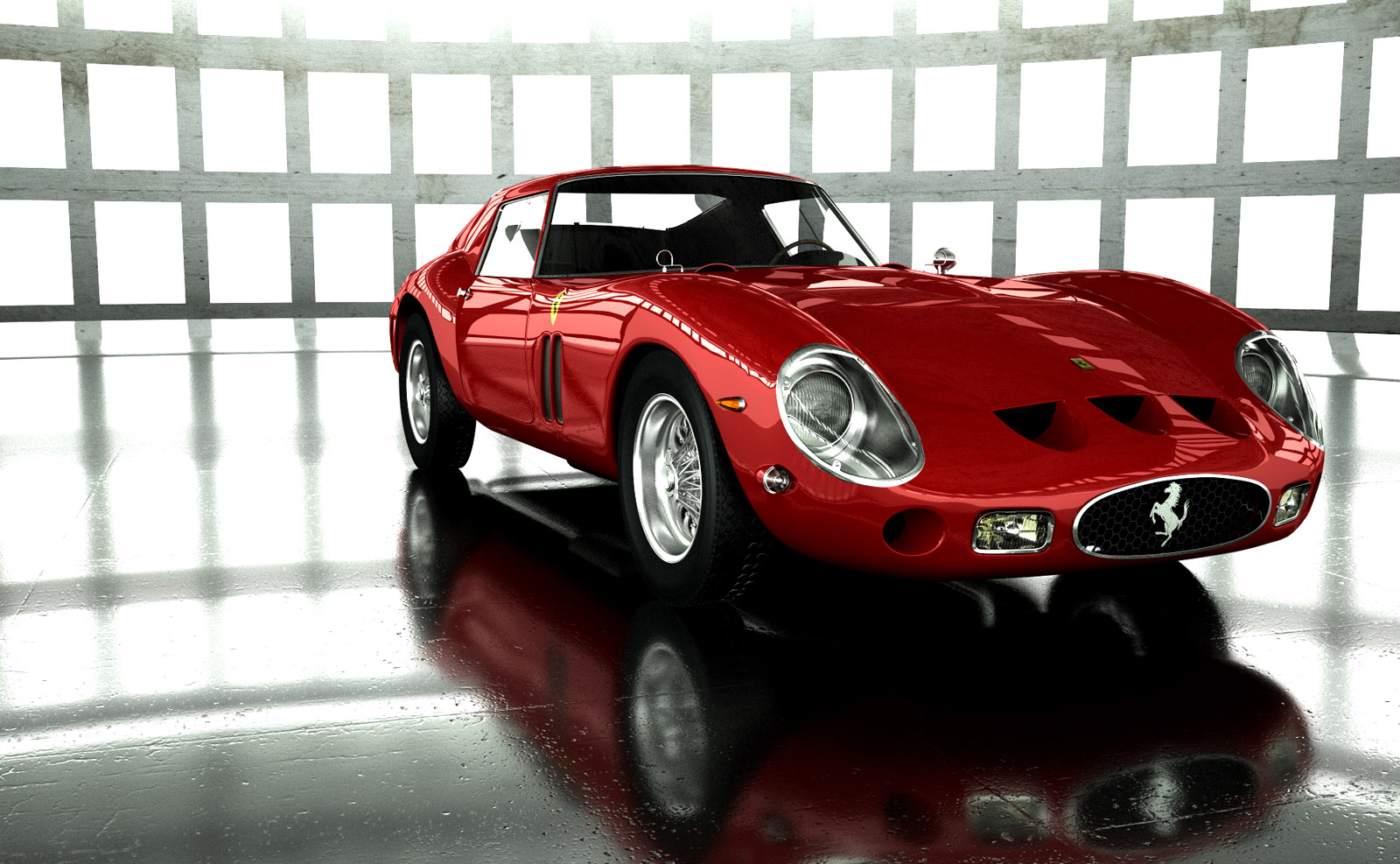 ferrari 250 gto la voiture la plus ch re de l 39 histoire. Black Bedroom Furniture Sets. Home Design Ideas