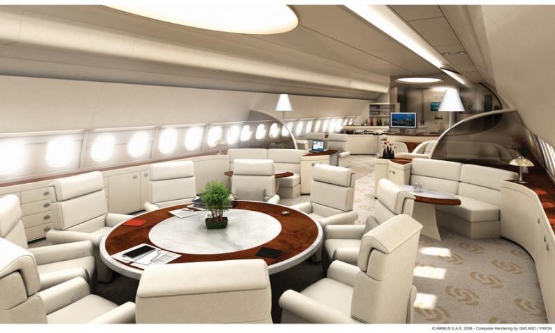 Bien-aimé Les cinq jets privés les plus luxueux WF27