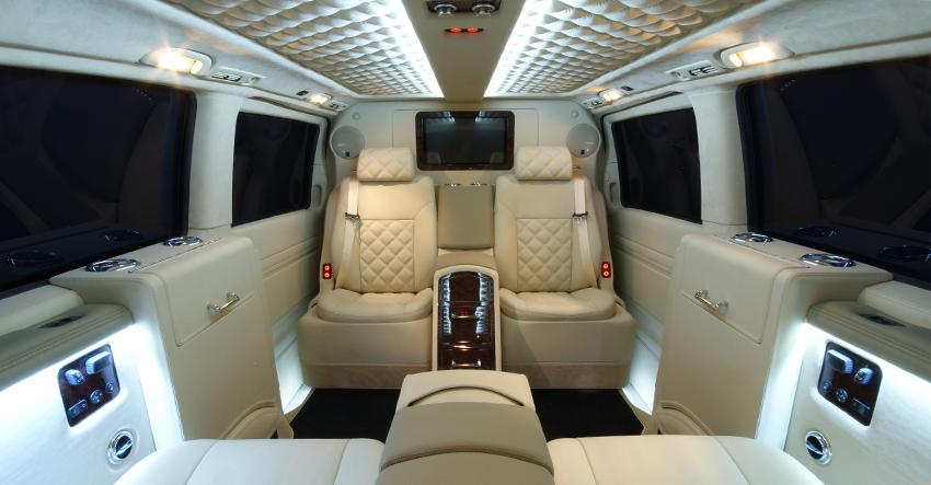mercedes viano le luxe se fait discret. Black Bedroom Furniture Sets. Home Design Ideas