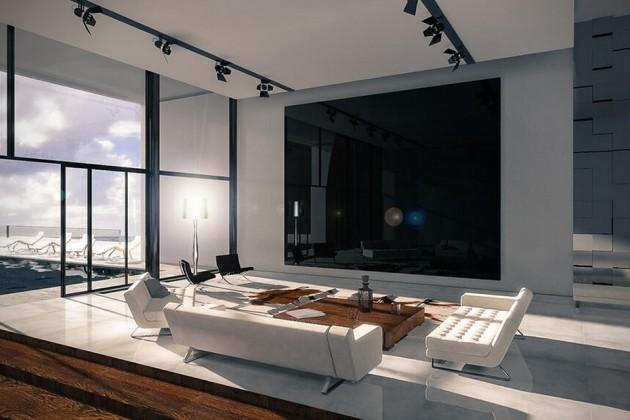 titan zeus la tv uhd la plus grande du monde. Black Bedroom Furniture Sets. Home Design Ideas