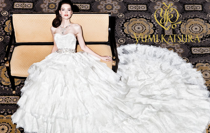 Les 5 robes de mari es les plus ch res for Hors des robes de mariage rack new york