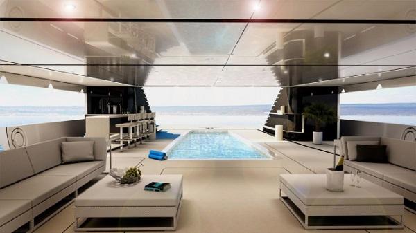 top 5 des plus grands et plus beaux yachts de 2014. Black Bedroom Furniture Sets. Home Design Ideas
