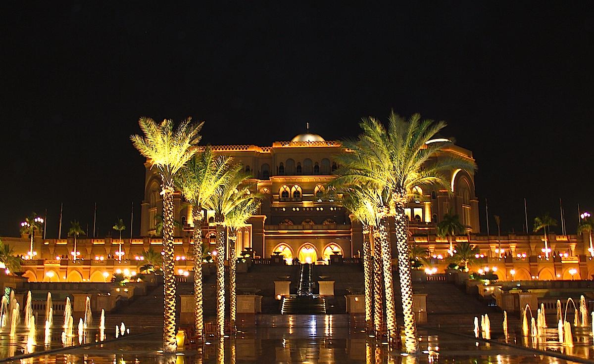 Fabulous Le 5 hôtels sept étoiles dans le monde DA97