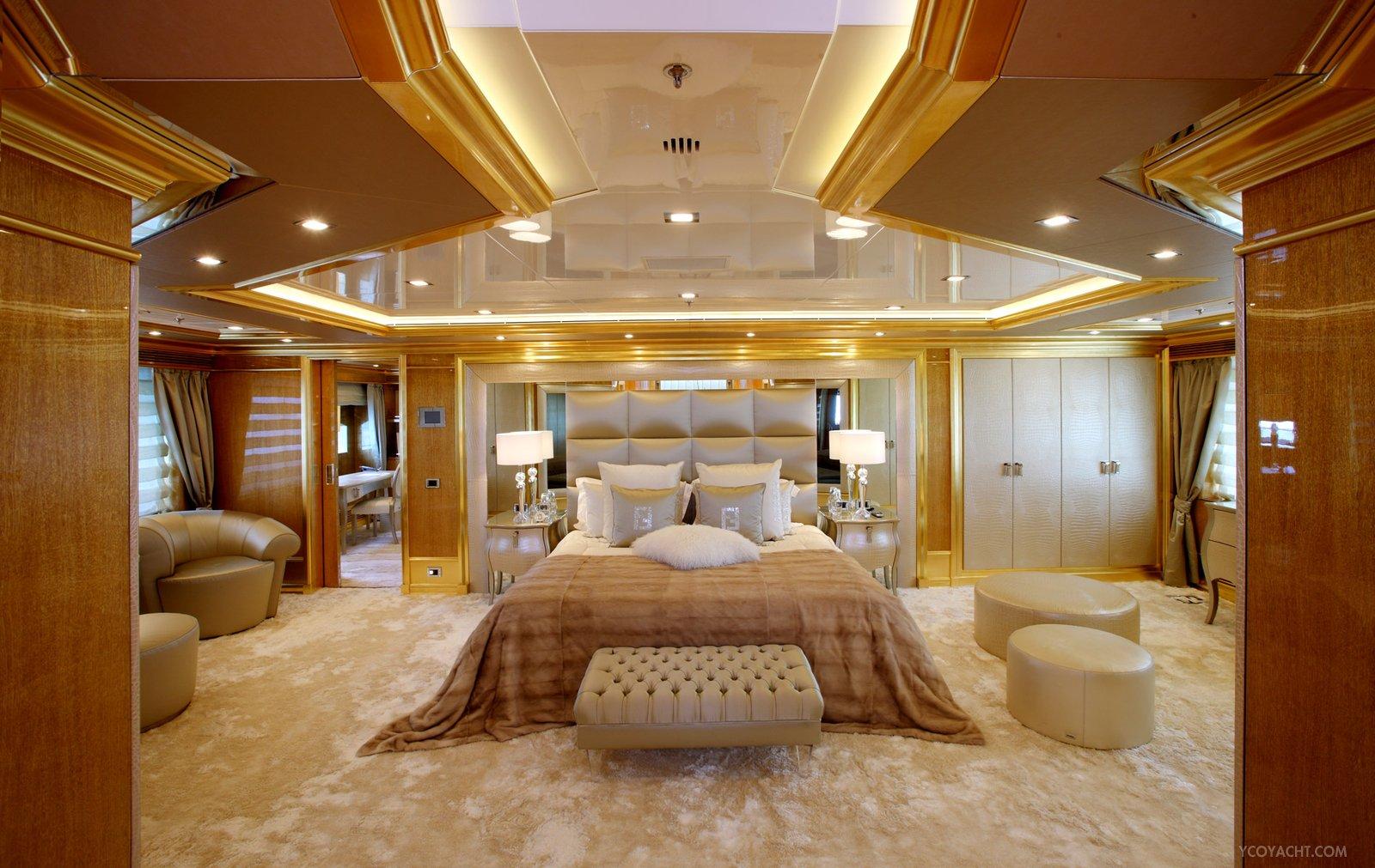 Lady lara le savoir faire du luxe s 39 invite en mer - Most beautiful house interiors ...