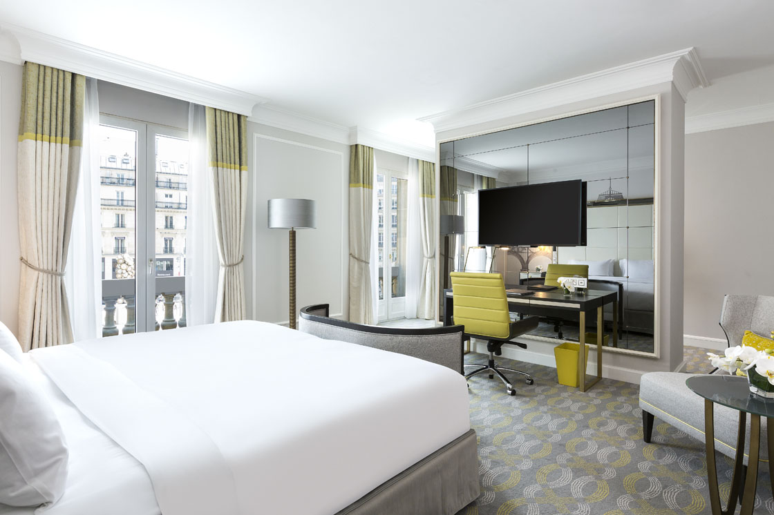 Hilton paris op ra le nouvel h tel re oit des critiques for Design hotel paris 11